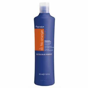Fanola No Orange Shampoo 350ml Neutralizes Copper / Red Hair Tones