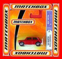 MATCHBOX    ´64 AUSTIN MINI COOPER S   P6367   NEU&OVP