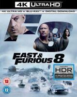 Fast & Furious 8 - Die Schicksal Of The Furious 4K Ultra HD Neu 4K UHD (8312320)