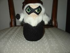 CHARACTER DOLL  HANDMADE 'BLACK CAT FROM SPIDERMAN'