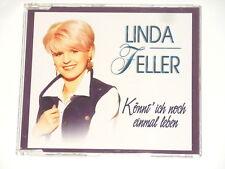 Linda Feller - Maxi CD - Könnt' ich noch einmal leben - Koch International