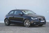 AKTIONSPREIS MTM Bimoto Felge 8x18 ET 35 Titanpoliert 5x100 57,1 Audi A1 S1 Alu