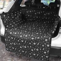 Oxford Cloth Pet Carrier Dog Car Cat Seat Cushion Cover Waterproof Trunk Mat