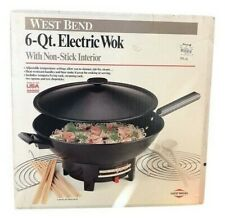 West Bend Electric Wok Model NEW IN THE BOX MADE IN USA