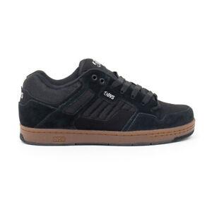 DVS Skateboard Shoes Enduro 125 Black/Gum Suede