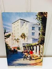 Castle Harbour Hotel Bermuda Postcard Vintage 22887