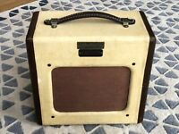 1951 Vintage Fender Champion 600 Champ Amp TV Front Pre Tweed 3 Watt