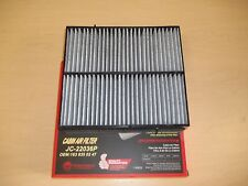 Cabin Air Filter Charcoal  Mercedes Benz A/C 163 835 02 47 High Quality W163