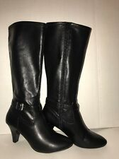 East 5Th Boots 9 M Black EF Quin New In Box
