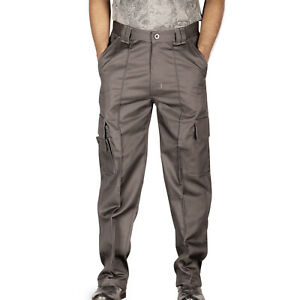 Cargo Workwear Heavy Duty Combat trousers Pro Work Cargo Combat Trousers UK