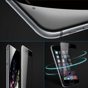 3D Curved Full Cover Tempered Glass Screen Protector for iPhone 6/ Plus/ 6s/ 7