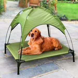 Dog Sun Canopy And Bed