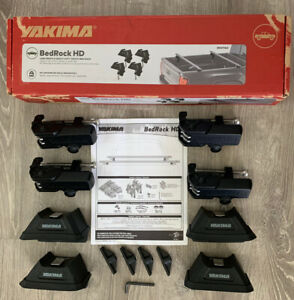 Yakima BedRock HD Low Profile Heavy Duty Truck Bed Rack Used In Great Condition!