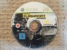 Operation Flashpoint Dragon Rising-Xbox 360 disco sólo PAL Reino Unido