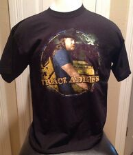New Trace Adkins Proud To Be Here 2011 Tour Black T - Shirt - L or Xl