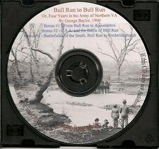 Bull Run to Bull Run + Bonus Books