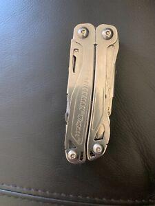LEATHERMAN WINGMAN STD STAINLESS STEEL MULTI-TOOL KNIFE