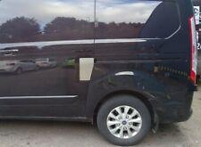 Transit Custom 2012-2018 Repair/Protection Plates - Side Load Door (Anti-Drill)