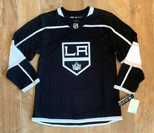 New Authentic Mens Adidas NHL Los Angeles Kings Hockey Jersey 252JA Sz 46