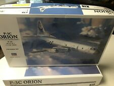 P-3C ORION (U.S. NAVY ANTI-SUBMARINE AIRCRAFT) Hasegawa 1 Kit Only
