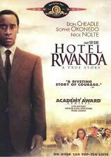 Hotel Rwanda (2004) ~Dvd & Artwork Only ~Read To Add Case ~Very Good!