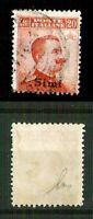 Egeo   - Simi -1912 - cent 20 - sassone 9 - usato