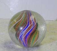 #12110m Bigger .83 Inches German Handmade Swirl Marble