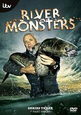River Monsters - Series 3 [DVD][Region 2]
