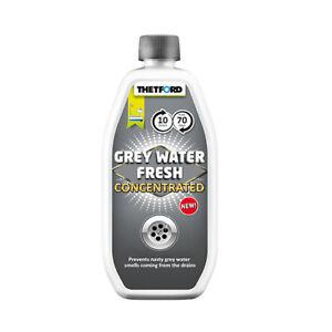 Líquido Thetford Grey Water Fresh Concentrated Desagüe Aguas Sucias Autocaravana