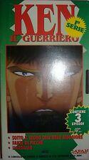 VHS - HOBBY & WORK/ KEN IL GUERRIERO - VOLUME 21 - EPISODI 3