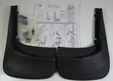 NEW GENUINE VW POLO CLASSIC/ESTATE 6K FRONT MUDFLAPS SET