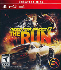 Need for Speed: The Run -- Greatest Hits (Sony PlayStation 3, 2012) NEW  PS3