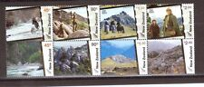 NEW ZEALAND, 2004 LORD OF THE RINGS  SG.2714/21 U/M BLOCK 8