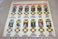 Stan Getz : Gerry Mulligan : Paul Desmond : Downbeat Jazz Poll Sealed LP