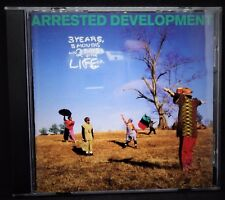 Arrested Development:3 Years,5 Months and 2 Days in the Life of CD Album,Wendal