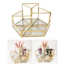 Makeup Brush Holder Storage Cosmetic Brushes Organizer Dressing Vanity Bathroom