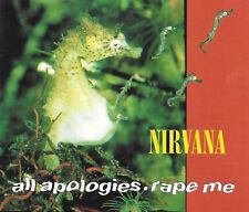 NIRVANA - All apologies / Rape me - 3 Tracks