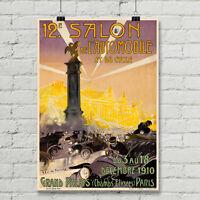 AD76 1895 L/'excellent Paris French Art Nouveau Advertisment Poster A1 A2 A3