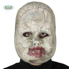 Déguisement Halloween Horreur Porcelain Poupée Masque Creepy Doll Visage Fg