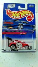 1999 Hot Wheels Red Fiat 500c Collector #045 Secret Code Series #1 of 4