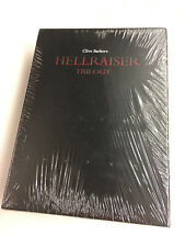 Hellraiser trilogy - limited edition lacquered velvet box blu-ray & DVD
