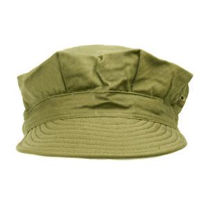 U.S. WWII M1941 HBT Field Cap- Size 7 3/4 US, 62 cm