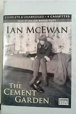 The Cement Garden by Ian McEwan: Unabridged Cassette Audiobook (CC3)