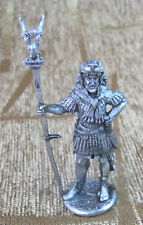 Aquilifer Praetorian Guard 54 mm Tin Miniature sculpture Figurine Toy soldier