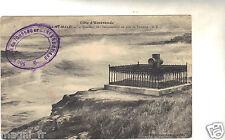 35 - cpa - ST MALO - Le tombeau de Chateaubriand (H7079)