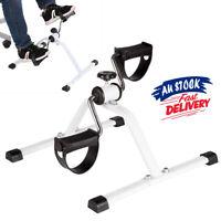 Cycle Mini Fitness Pedal Leg Arm Exercise Exerciser Bike Gym Bicycle ACB#