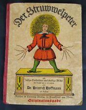 Der Struwwelpeter - Originalausgabe