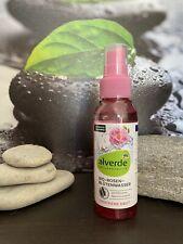 Alverde brume de jour à l'eau de rose bio 100 ml