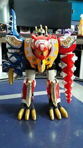 Bakuryū Sentai Abaranger Megazord (Power Rangers: Dino Thunder) - US SELLER