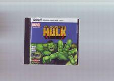 THE INCREDIBLE HULK : SNAP CD-ROM COMIC BOOK LIBRARY - PC & APPLE MAC - VGC